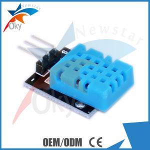 China Digital DHT11 Arduino Temperature Sensor Sensitive 20% - 90% RH on sale