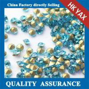 china factory point back glass rhinestone,loose glass crystal rhinestones,loose glass point back rhinestone Manufactures