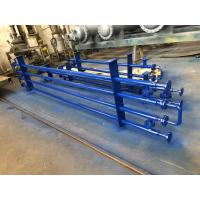 Long Life Industrial Heat Exchanger / Double Pipe Heat Exchanger Oil And Gas Manufactures