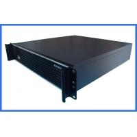Black 20 Channel NVR Network Video Recorder manual Dual - stream Manufactures