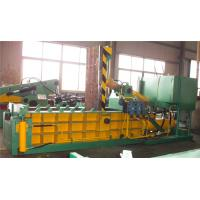 China Forward out Hydraulic Baling Press 380V 4 - 40 Tons Per Shift Available on sale
