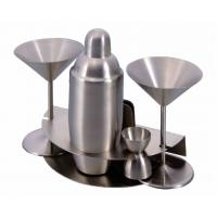 China nambe wood and metal barware collection on sale