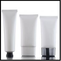 White PE Cosmetic Serum Bottles Makeup Container Facial Cleanser Lotion Jars 50m 100ml Manufactures