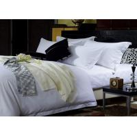 Washable Cotton Hotel Collection Bedding Sets , Hotel Quality Bedding Sets Manufactures