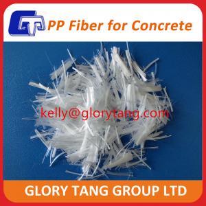 PP Short Cut Fiber for Concrete Use