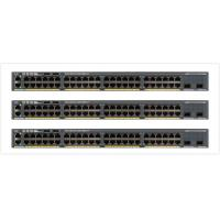 Quality LAN Base 10 Gigabit Ethernet Switch 48 Port WS-C2960X-48FPD-L GigE PoE 2 x 10G for sale