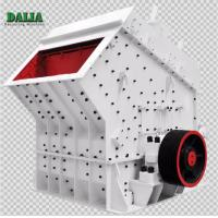 China Plastic Bottle Industrial Crusher Machine Low Electricity Consumption Easy To Operate for sale