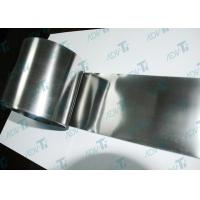 Buy cheap Grade 5 Titanium Strip Coil For Medical , 0.3mm  - 4.75mm Thickness from wholesalers