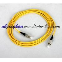 Buy cheap FC/UPC Fiber Optic Patch Cord-Corning Fiber(G.655) from wholesalers