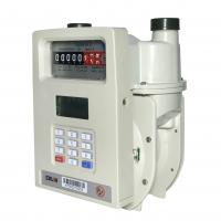 Domestic GPRS Remote Reading Prepaid Gas Meter With AMR / AMI System Manufactures