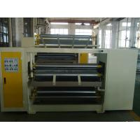 Professional Cardboard Glue Machine / Carton Box Folding Machine Good Performance Manufactures