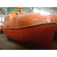 IACS Approved 90 Persons Free Fall Life Boat Manufactures