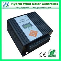 300W 12V/24V LCD PWM Wind Solar Hybrid Charge Controller (QW-300SG1224MPPT) Manufactures