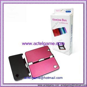 NDSiXL Aluminum Box Nintendo NDSL game accessory Manufactures