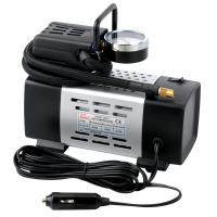 Portable Metal Air Compressor 150PSI 12V Powerful Inflation With  2 Nozzle Adaptors Manufactures