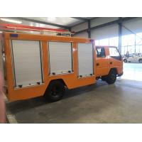 China Automatic Fire Truck Aluminum Rolling Shutter Roll up Door on sale