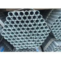 ENS355JR Circle hollow section Seamless Round Metal Tube with Galvanized Surface Manufactures