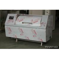 China 70kg Horizontal Drum Top Loading Washing Machine CE Certificated Steam Heating on sale