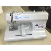 computerized embroidery-only machine