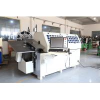 Buy cheap Ten Axes Easy Operation Spring Bending Machine With Platform , High Efficiency from wholesalers