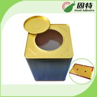 China Environment Colorless Transparent Rubber Rat Capture Glue , Hot Melt Glue Adhesive With Mouse Glue Traps on sale