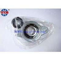 KP002 KFL002 Aluminum Bearing Housing Types Black Electroplated Zinc Alloy Manufactures