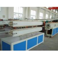 Plastic Pipe Extrusion Line 200kg/H For HDPE Silicon Core Pipe Manufactures