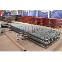 Waste Heat Hot Water Boiler Spare Parts H Fin Bundle Economizer Seamless Tube Manufactures