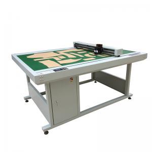 China USB Interface Pattern Cutting Machine , Single Color Fabric Printing Machine on sale