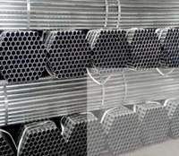 GP 13655 ERW Welded Q235 Low Carbon Steel Tube Hot Dip Galvanized Tube Manufactures