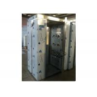 Hepa Filtered Cleanroom Air Shower Equipment For Biological Engineering Manufactures