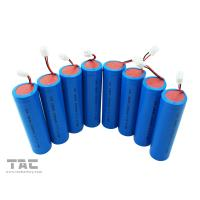 AA Lithium Ion Cylindrical Battery 14500 320MAH 3.7V For Clipper and Massage Device Manufactures