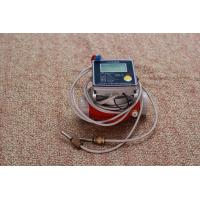DN20mm Brass Househould Mechanical Heat Meter Digital Horizontal Installation Manufactures