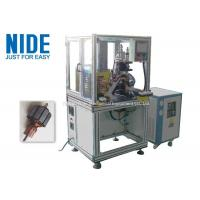 800kg Armature Coil Winding Machine For Motor Armature Rotor Commutator Hot Stacking Manufactures