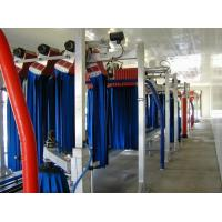 Automatic express commercial car wash equipment AUTOBASE -100 CE ISO9001 Manufactures