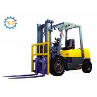 FD30 3 Ton Warehouse Lifting Equipment Forklift Truck 12 Months Warranty Time Manufactures