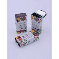 Rectangular Tin Containers For Mint / Biscuits 4c Offset Printing Manufactures