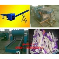 Hot Selling Waste Cloth Crusher Manufactures