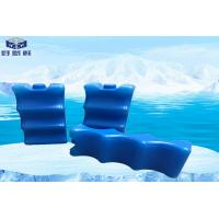 Fresh Wave Blue Ice Box For Breast Milk , Non Toxic Hard Ice Gel Bricks Manufactures