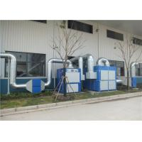 Ash Fume Extraction System , Industrial Fume Suction System 5-6 Bar Compressed Air Manufactures