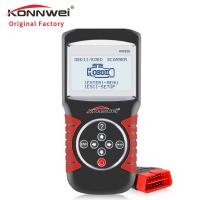 Automotive Handheld Barcode Scanner Diagnose Cars Support Obd-Ii Protocols Manufactures