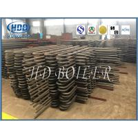 Superheater Boiler Part Heat Transfer , Anti Corrosion Reheater In Boiler For Power Plant Manufactures