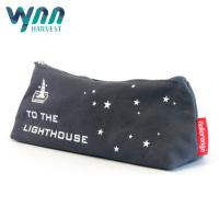 China Black Pencil Pouches For School , 28 * 30 * 40cm Carrying Soft Pencil Case on sale
