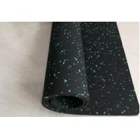 China Durable Fitness Sports Rubber Mat on sale