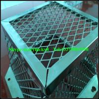 China expanded metal baskets on sale