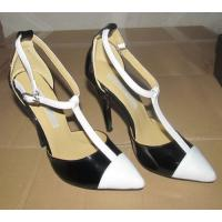 Customize ladies shoes chilly cha cha Lambada Latin dancing high heels shoes pumps Manufactures