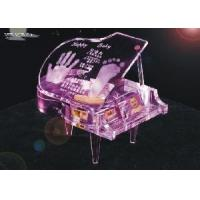Crystal Music Box Manufactures