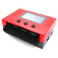 Red UV / MT Currency Detector Machine For Shipping Companies / Express Companies Manufactures
