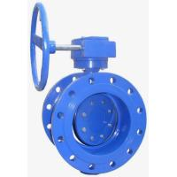 Quality PTFE flange butterfly valve for sale