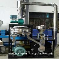 China 30 - 75KW SMF Series Plastic Pulverizer Machine for PE PP ABS EPS EVA on sale